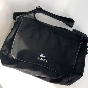 Lacoste Messenger Laptop Bag